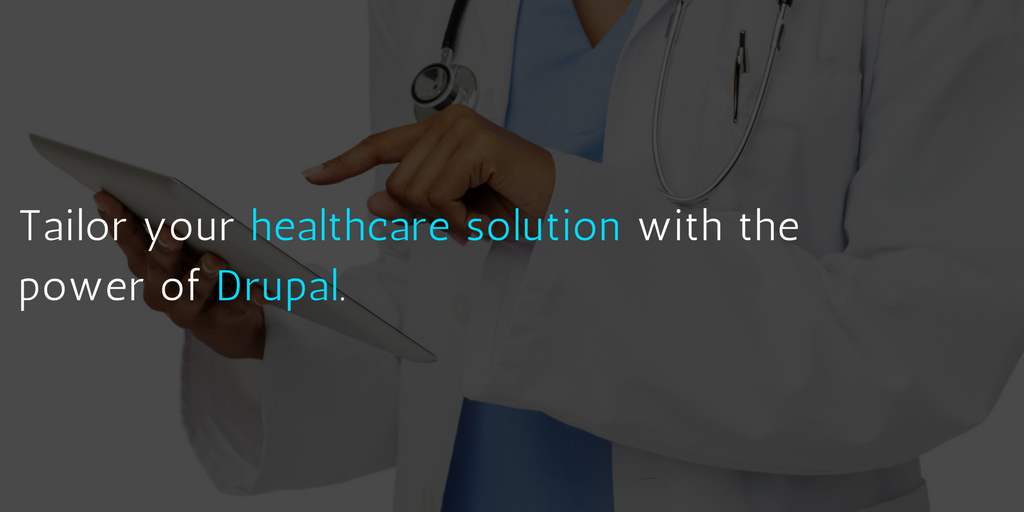 healthcare and drupal